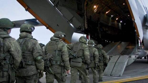 Опасность будет ждать российских миротворцев со всех сторон