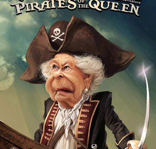 Англичанка-пират