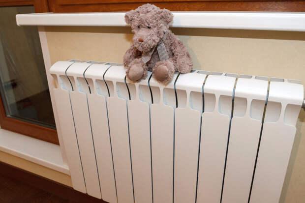 Отопление во всех домах Войковского отключено