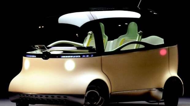 Honda Puyo. /Фото: cdn.motor1.com