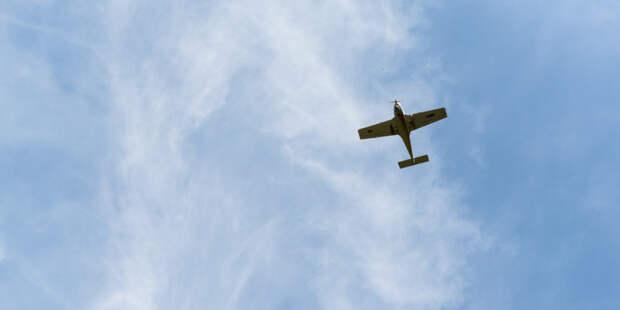 Под Хабаровском разбился легкомоторный самолет