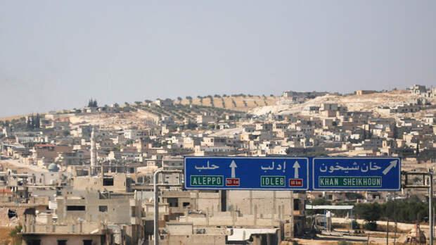 В СБ ООН внесена резолюция по ухудшению ситуации в Идлибе