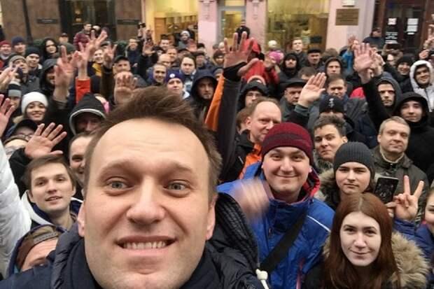 На фоне проекта Навальный любая другая жизнь - сплошное уныние
