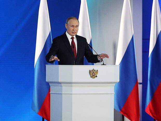 Что бесит Путина: СМИ раскрыли 4 скрытых раздражения президента во время послания