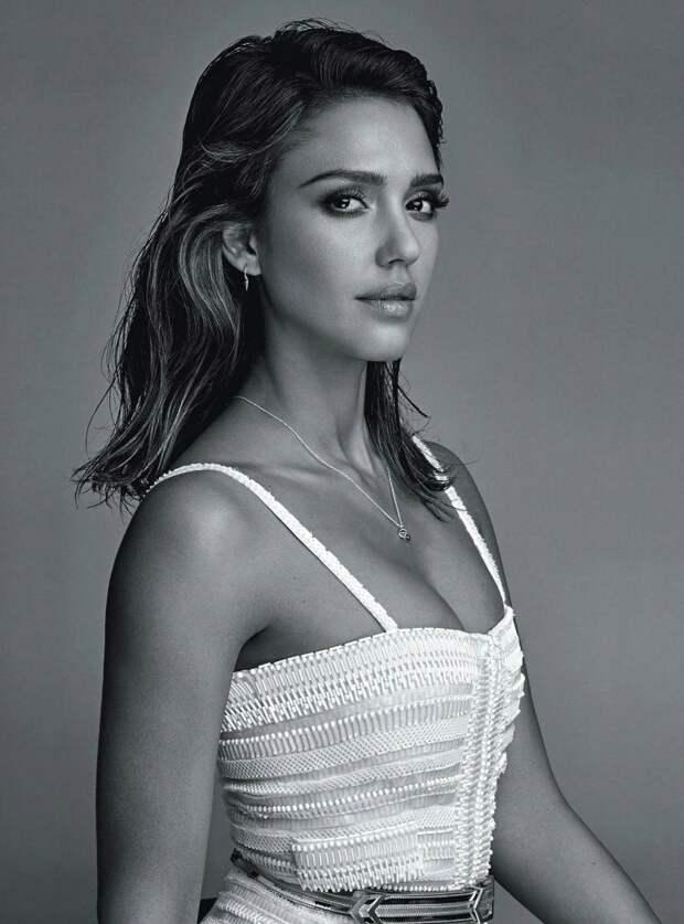 Элегантная Джессика Альба