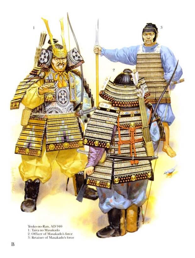 Самураи (X-XVII вв.)