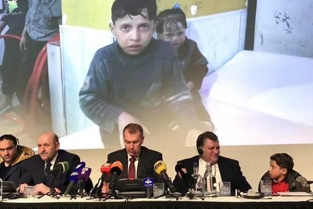 Голос Мордора: Россию призвали сотрудничать с ОЗХО, что означает сесть за карточный стол с опытным шулером