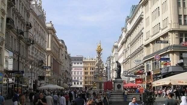 Австрия предложила Чехии поддержку в обеспечении работы посольства в РФ