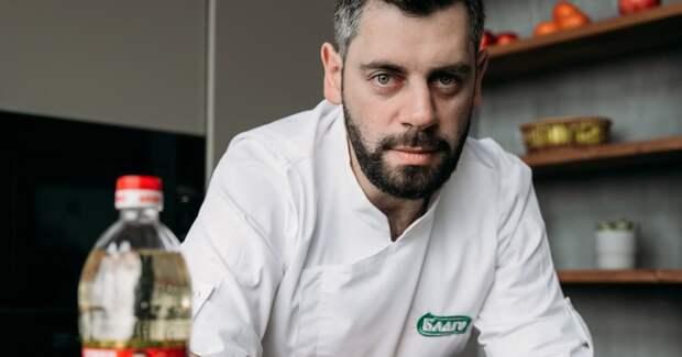 Масло «Благо» запустило рекламную кампанию с шеф-поваром Марком Стаценко