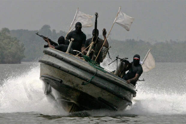 нефтяное пиратство
