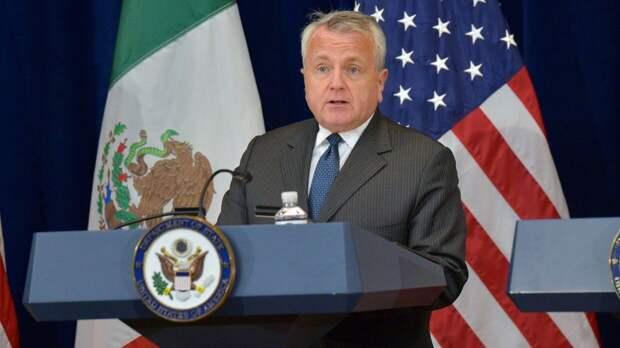 Посол США в РФ Салливан поделился впечатлениями от возвращения в Вашингтон