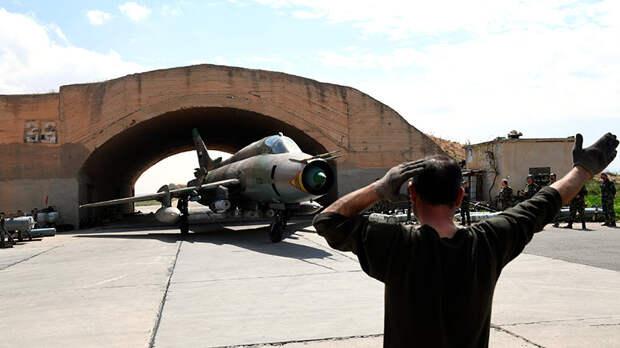 Аэродром Шайрат: цель не достигнута