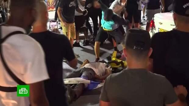 Погромы и линчевание на улице: в израильских городах начались нападения на людей