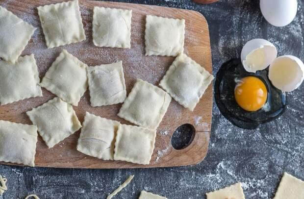 Тортеллини с грибами — ужин по-итальянски