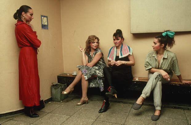 Как менялся внешний вид русских женщин напротяжении 20 столетия