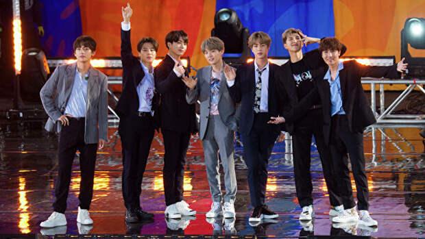 Онлайн-концерт BTS стал крупнейшим платным шоу в мире
