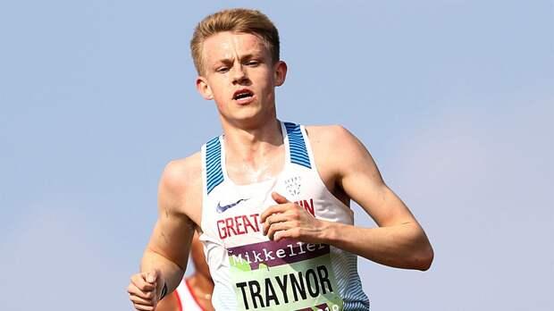 Британский бегун узнал о своей дисквалификации за кокаин из интернета. Трэйнор не успел дождаться новых правил