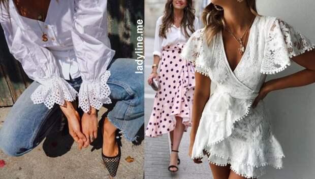 5 самых притягательных элементов женского гардероба