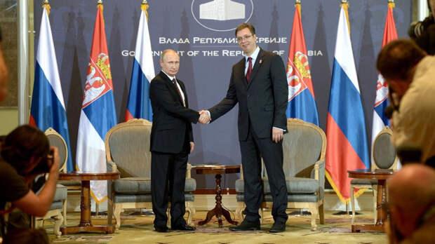 Modern Diplomacy: Сербия оказалась на перепутье между Россией и ЕС
