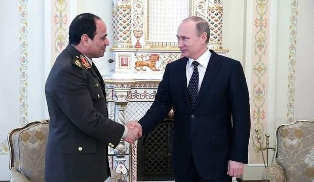 Россия и Египет договорились о чартерах в Шарм-эль-Шейх и Хургаду