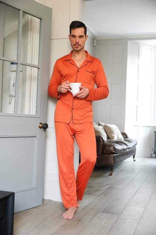 Как выбрать пижаму мужчине
