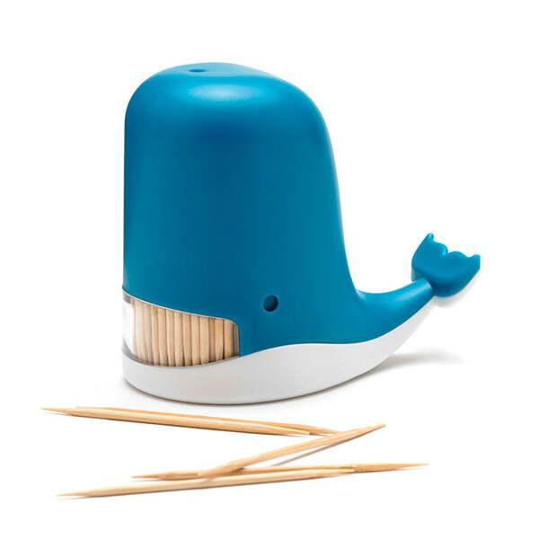 Забавный контейнер для зубочисток.   Фото: LiveJournal.