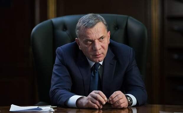 Юрий Борисов - вице-премьер плановой экономики