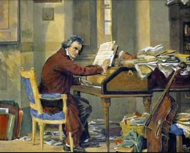Месть Гайдна, шутки Баха, нетерпимость Бетховена