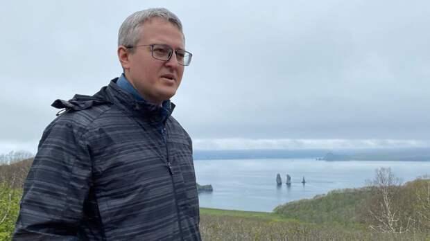 Глава Камчатского края Солодов отдал свой голос в последний день выборов