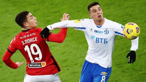 Полузащитник «Динамо» Моро вызван в молодежную сборную Хорватии на решающие матчи Евро-2021