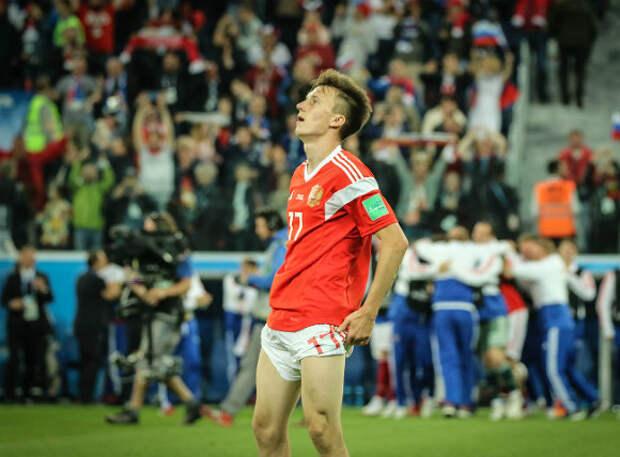 Футболист Александр Головин заболел коронавирусом