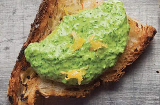 Летние зеленые соусы: делают любую еду вкуснее