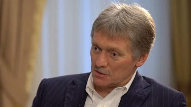 Песков предложил журналистам спросить МИД РБ о предупреждении провокаций в Минске