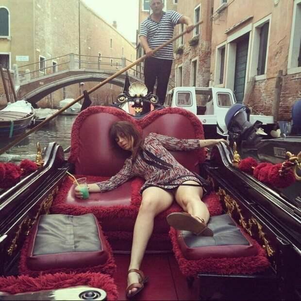Она так хотела в Венецию любовь, мачо, прикол, романтика, романтки, соцсети, фото
