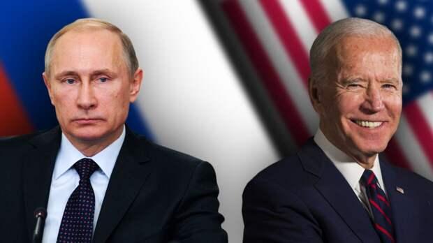 Hill: Путин и Байден должны провести товарищескую беседу