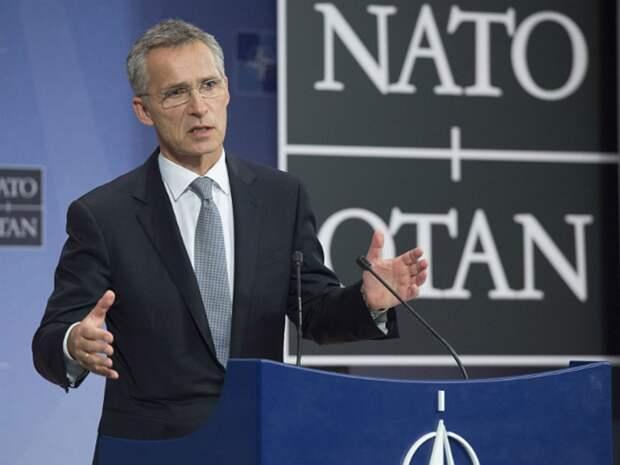 Столтенберг: Отношения России и НАТО достигли «низшей точки»