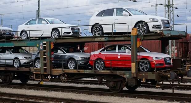 Импорт легковых автомобилей вырос в России в первом квартале