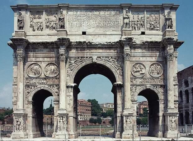 Фальшивый Рим