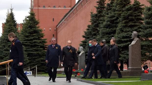 Путин заявил, что Россия будет твердо защищать национальные интересы