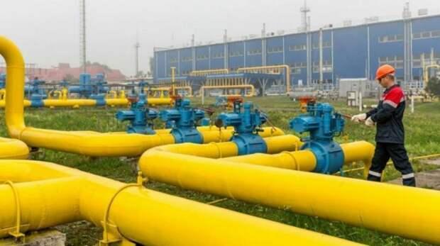 Цена газа в Европе рекордно выросла после манёвра Газпрома на Украине