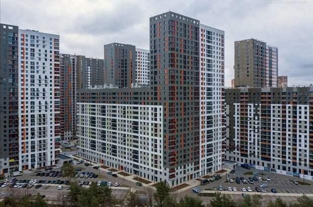 30-этажные человейники от Оранж Парк