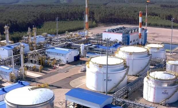 Запасы газа в европейских хранилищах бьют антирекорды