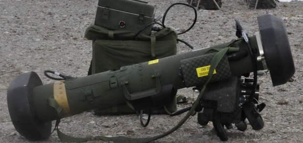 ВСУ не смогли освоить американские «джавелины»