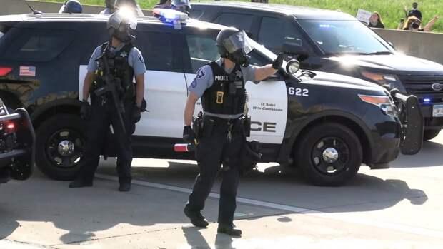 Житель Флориды угнал две полицейские машины во время погони