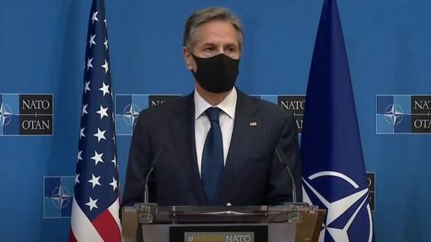 Блинкен оценил вероятность вступления Украины в НАТО