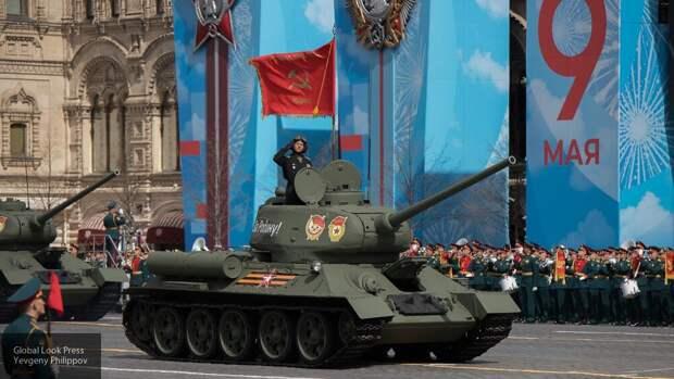 Американцы назвали пять лучших образцов вооружений с парада Победы в Москве