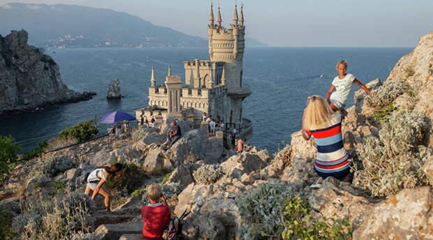 В Крыму отменен обязательный карантин для приезжающихи названа дата открытия отелей