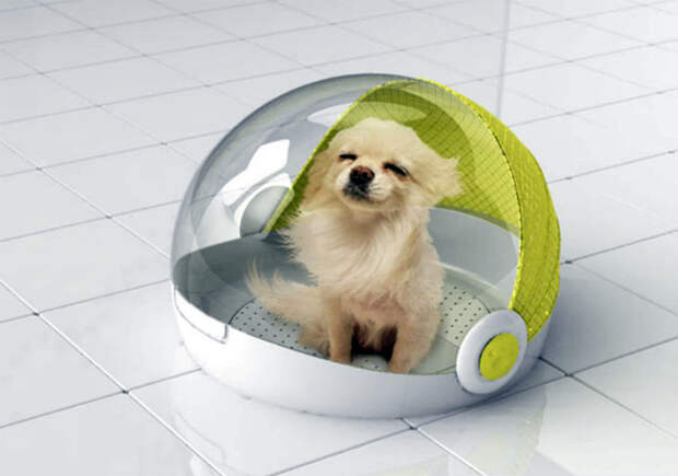 Сушилка Dog House Dryer.