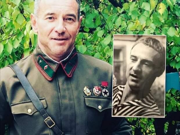 «Как под копирку»: Максим Дрозд опубликовал архивные фото с отцом