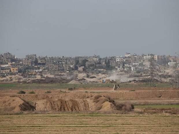 Группировка ХАМАС нанесла удар по химзаводу в Израиле